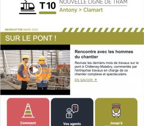 Newsletter n°7 - Mars 2020
