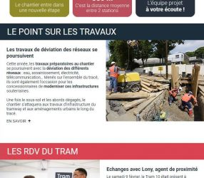 Agrandir Newsletter n°4 - Février 2019