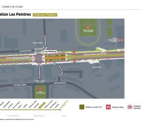 Agrandir Plan de la station